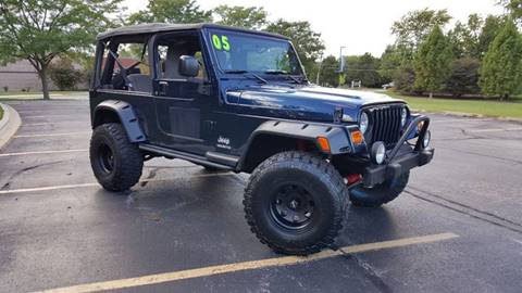 2005 Jeep Wrangler for sale in Skokie, IL