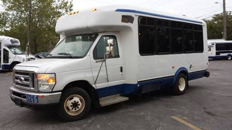 2008 Ford E-450 for sale at SPECIALTY VEHICLE SALES INC in Skokie IL