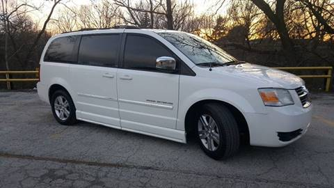 2008 Dodge Grand Caravan for sale at SPECIALTY VEHICLE SALES INC in Skokie IL