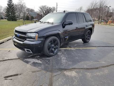 2007 Chevrolet TrailBlazer for sale at SPECIALTY VEHICLE SALES INC in Skokie IL