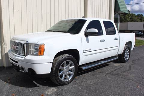 2007 GMC Sierra 1500 for sale in Niles, MI