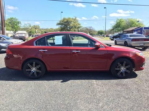 2009 Kia Optima for sale in Kerrville, TX