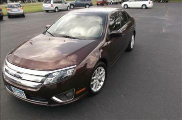 2012 Ford Fusion for sale in Ham Lake, MN