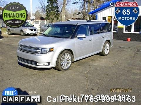 2013 Ford Flex for sale in Ham Lake, MN