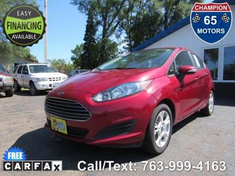 2016 Ford Fiesta for sale in Ham Lake, MN