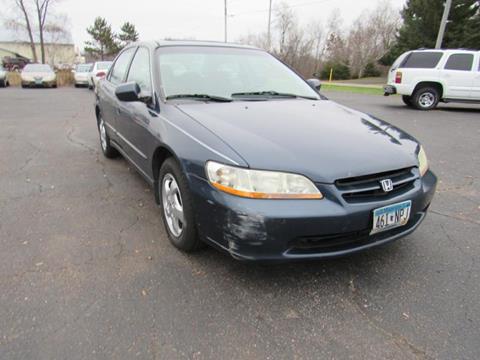 1999 Honda Accord for sale in Ham Lake, MN