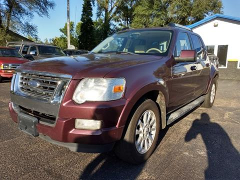 2007 Ford Explorer Sport Trac for sale in Ham Lake, MN