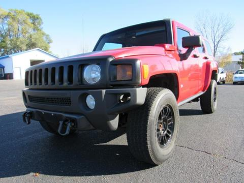 2007 HUMMER H3 for sale in Ham Lake, MN