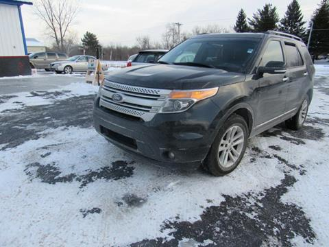 2013 Ford Explorer for sale in Ham Lake, MN