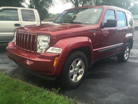 2011 Jeep Liberty for sale in Ham Lake, MN