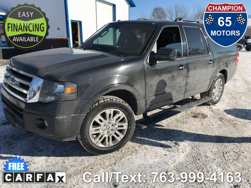 2014 ford expedition el limited in ham lake mn - champion 65 motors