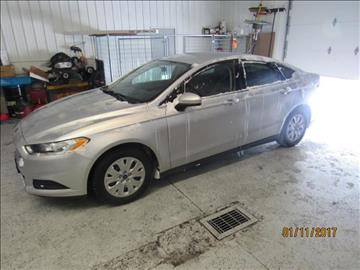 2014 Ford Fusion for sale in Ham Lake, MN