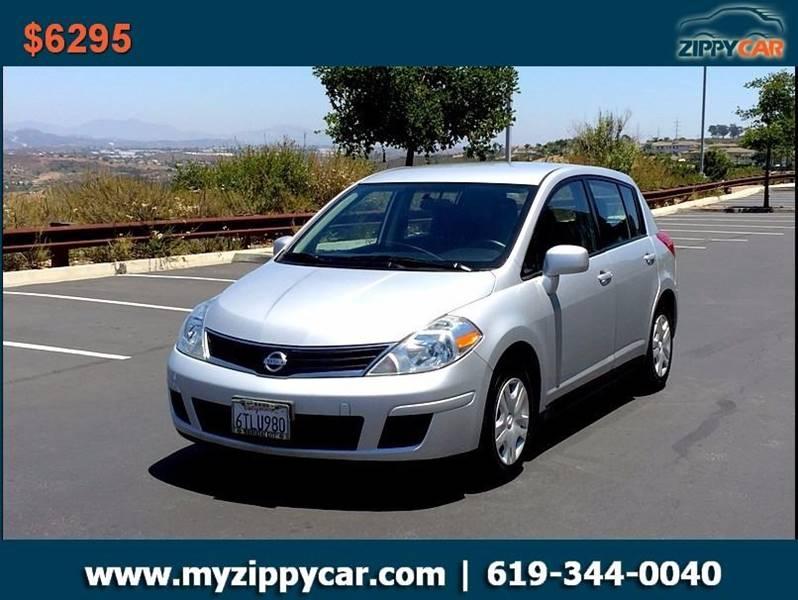 2011 Nissan Versa for sale at Zippy Car in San Diego CA