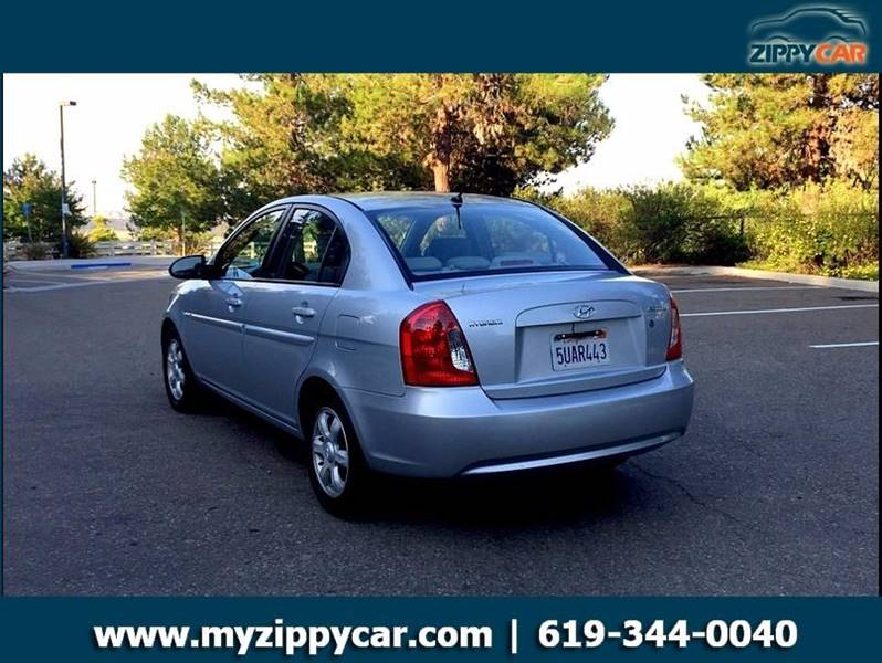 2006 Hyundai Accent for sale at Zippy Car in San Diego CA