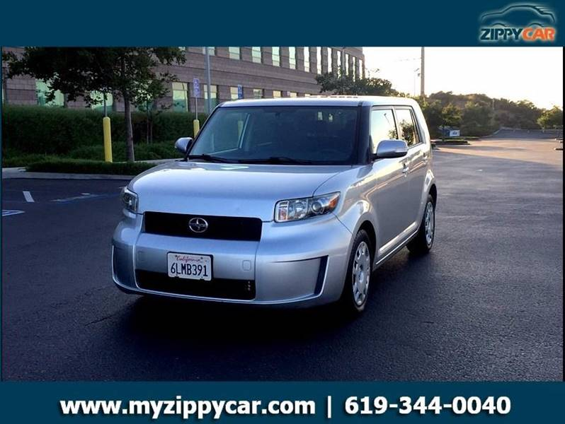 2010 Scion xB for sale at Zippy Car in San Diego CA