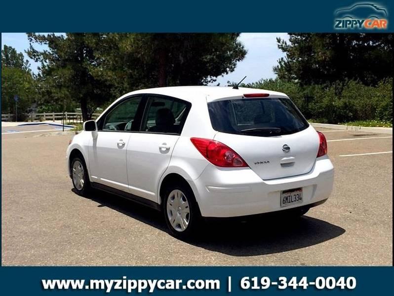 2010 Nissan Versa for sale at Zippy Car in San Diego CA
