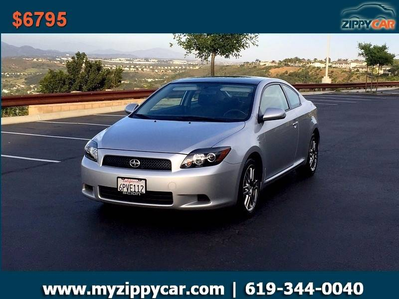 2010 Scion tC for sale at Zippy Car in San Diego CA
