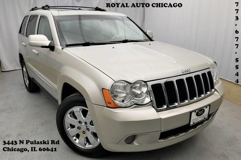 2009 Jeep Grand Cherokee For Sale At Royal Auto Chicago In Chicago IL