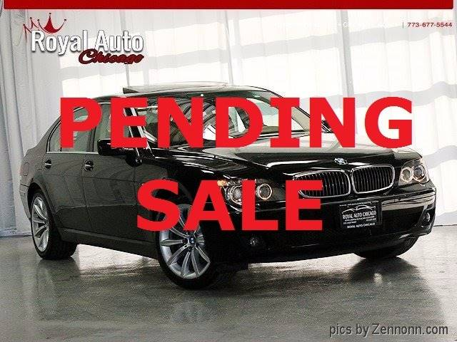 used bmw 7 series for sale chicago il cargurus. Black Bedroom Furniture Sets. Home Design Ideas