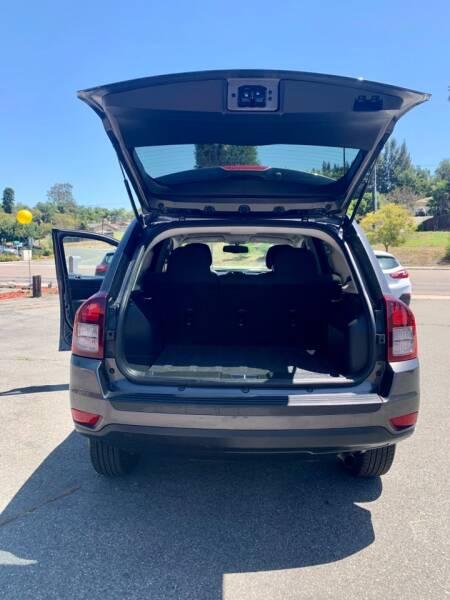 2017 Jeep Compass Sport 4dr SUV - Fallbrook CA