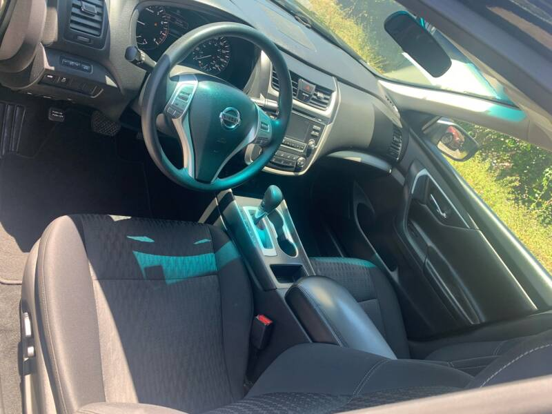 2016 Nissan Altima 2.5 S 4dr Sedan - Fallbrook CA