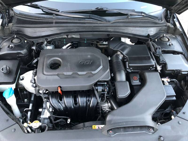 2016 Kia Optima LX 4dr Sedan - Fallbrook CA