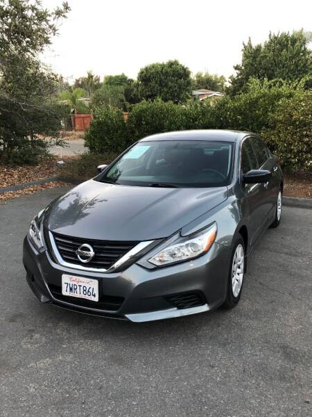 2017 Nissan Altima 2.5 S 4dr Sedan - Fallbrook CA