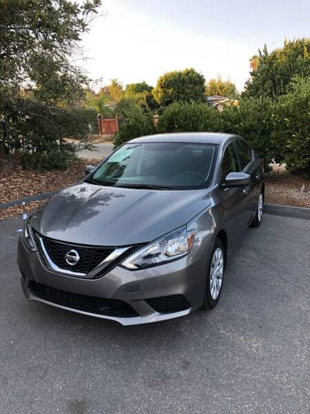 2019 Nissan Sentra S 4dr Sedan CVT - Fallbrook CA