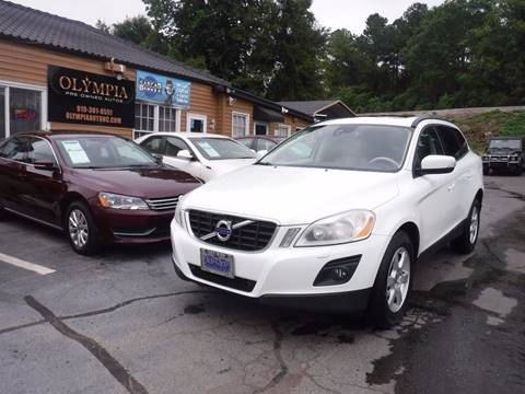 2010 Volvo XC60 for sale in Raleigh, NC