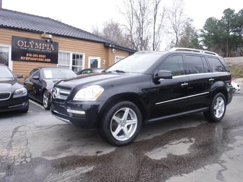 2012 Mercedes-Benz GL-Class for sale in Raleigh, NC