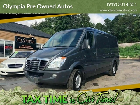 2012 Freightliner Sprinter Cargo for sale in Raleigh, NC