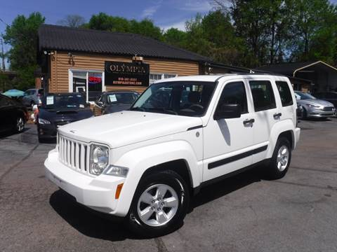 2010 Jeep Liberty for sale in Raleigh, NC