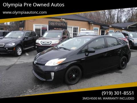 2015 Toyota Prius for sale in Raleigh, NC