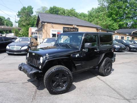 2014 Jeep Wrangler for sale in Raleigh, NC