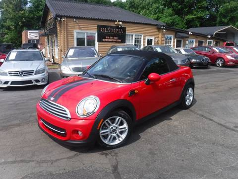 Used Mini Roadster For Sale Carsforsalecom