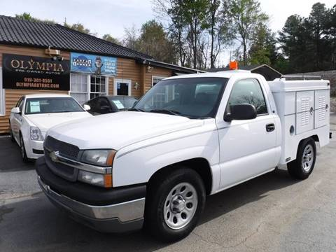 2005 Chevrolet Silverado 1500 for sale in Raleigh, NC