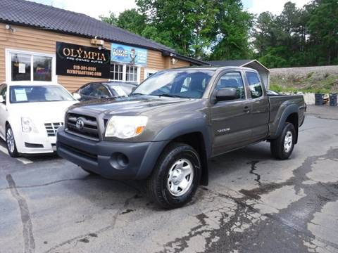 2009 Toyota Tacoma for sale in Raleigh, NC
