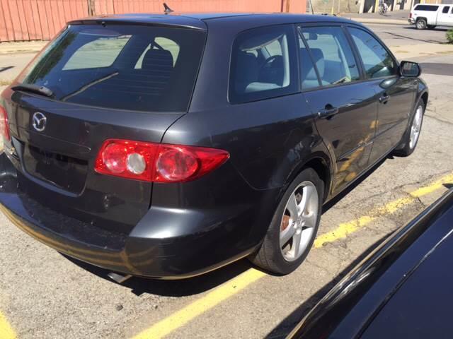 2004 Mazda MAZDA6 s 4dr Sport Wagon - Binghampton NY