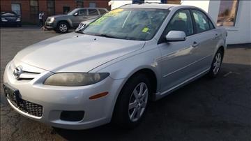 2007 Mazda MAZDA6 for sale in Bridgeport, CT