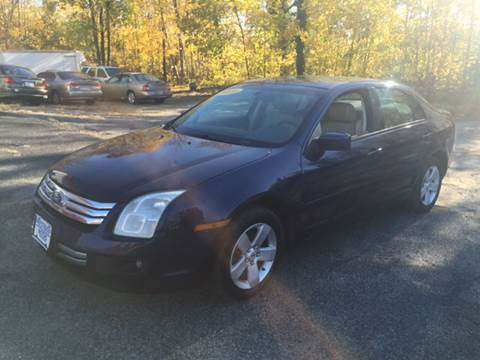 2006 Ford Fusion for sale in Riverhead, NY