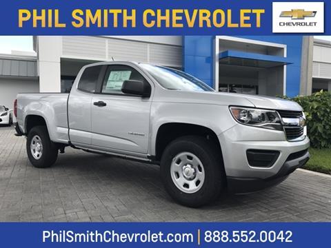 2017 Chevrolet Colorado for sale in Lauderhill, FL