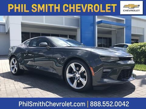 2018 Chevrolet Camaro for sale in Lauderhill, FL