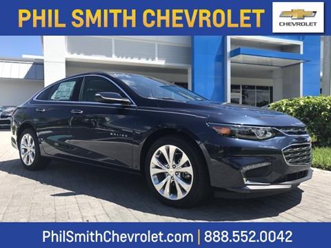 2018 Chevrolet Malibu for sale in Lauderhill, FL
