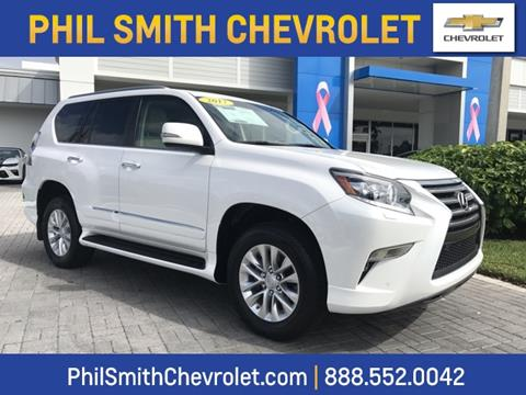 2017 Lexus GX 460 for sale in Lauderhill, FL