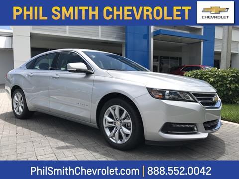 2018 Chevrolet Impala for sale in Lauderhill, FL