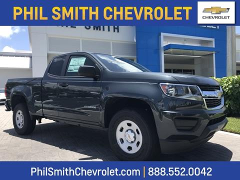 2017 Chevrolet Colorado for sale in Lauderhill, FL