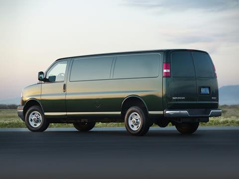 2016 GMC Savana Cargo for sale in Lauderhill, FL