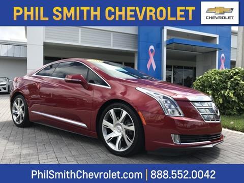 2014 Cadillac ELR for sale in Lauderhill, FL