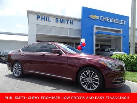 2016 Hyundai Genesis for sale in Lauderhill, FL