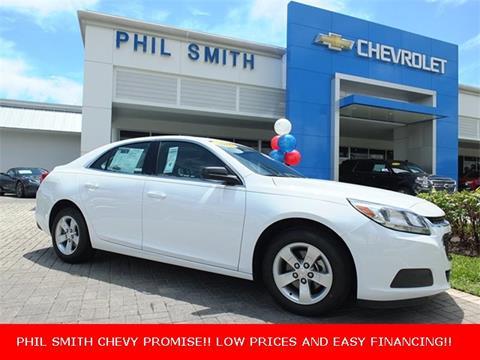 2016 Chevrolet Malibu Limited for sale in Lauderhill, FL